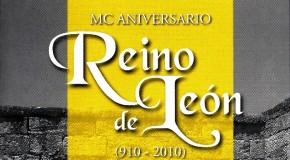 Nueva publicación: MC Aniversario del Reino de León (910-2010)