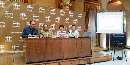 """Presentado en Salamanca el libro """"Barcas de paso en el Reino de León"""""""