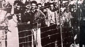 Homenaje a las víctimas mortales represaliadas por el franquismo en Casillas de Flores