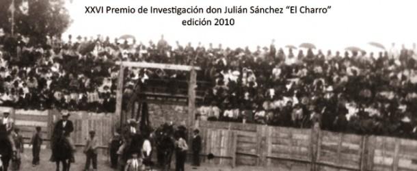 """Presentación del libro """"Toros en Ciudad Rodrigo"""" el 22 de febrero"""