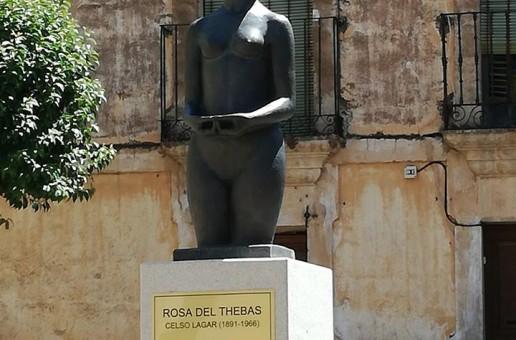 """""""LA ROSA DEL THEBAS"""" DE CELSO LAGAR, YA LUCE EN CIUDAD RODRIGO"""