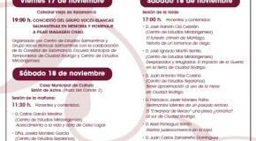 Convocadas las X Jornadas de Historia y Cultura de Ciudad Rodrigo