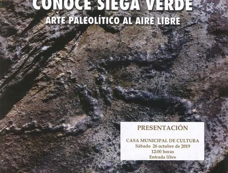 """Presentada la obra """"Conoce Siega Verde. Arte Paleolítico al aire libre"""""""