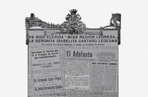 """Próxima presentación en Youtube del libro """"El concepto regional leonés en la prensa salmantina anterior a la Guerra Civil (1808-1936)"""""""